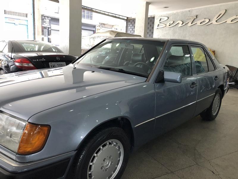 Vendo Mercedes W124 300E 1990 60000km R$ 34.900,00 08d10e10
