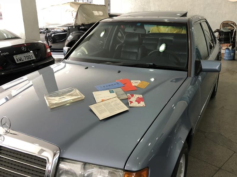 Vendo Mercedes W124 300E 1990 60000km R$ 34.900,00 0f536b10