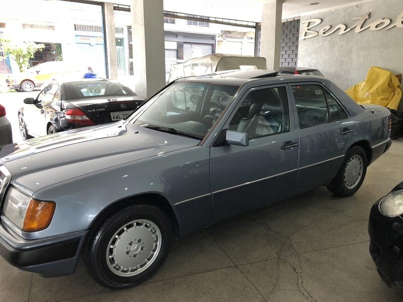 Vendo Mercedes W124 300E 1990 60000km R$ 34.900,00 10d62310
