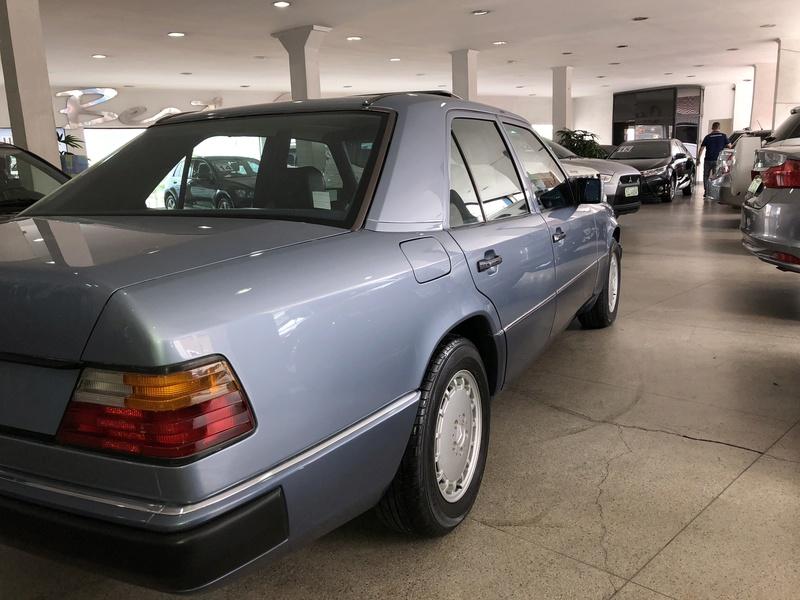 Vendo Mercedes W124 300E 1990 60000km R$ 34.900,00 599d1b10