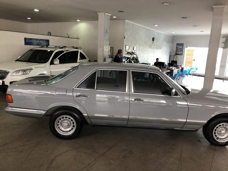Vendo Mercedes w126 1985 Placa Preta $34.900,00 - VENDIDO Img_0835