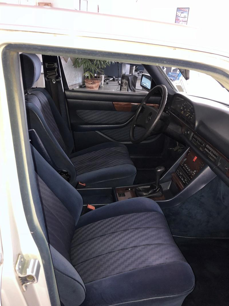 Vendo Mercedes w126 1985 Placa Preta $34.900,00 - VENDIDO Img_0841