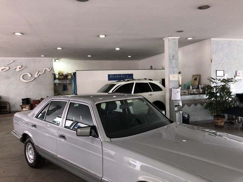 Vendo Mercedes w126 1985 Placa Preta $34.900,00 - VENDIDO Img_0845