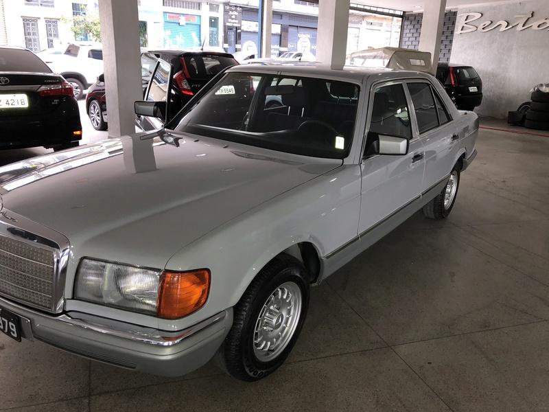 Vendo Mercedes w126 1985 Placa Preta $34.900,00 - VENDIDO Img_0846