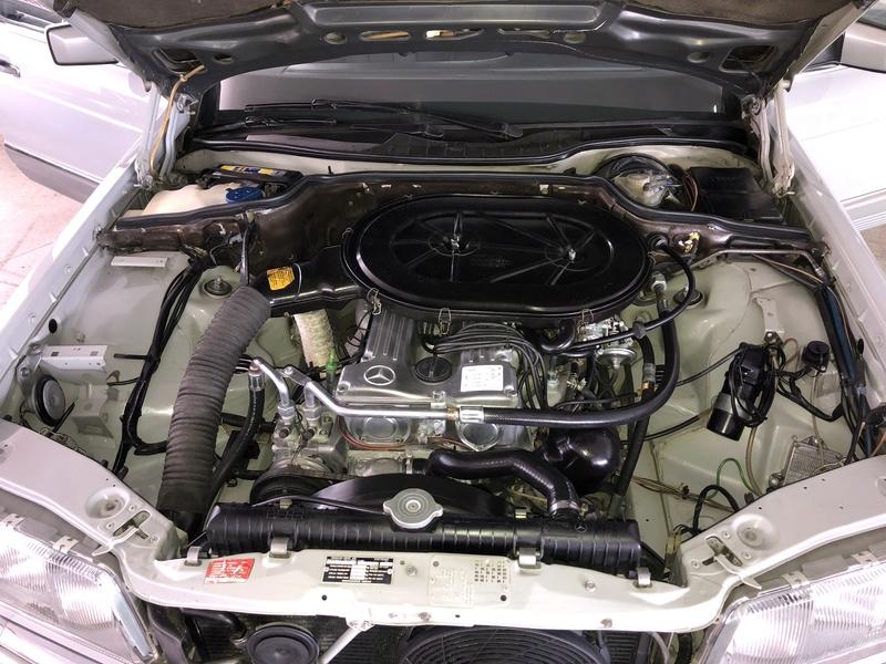 Vendo Mercedes w126 1985 Placa Preta $34.900,00 - VENDIDO Img_0847