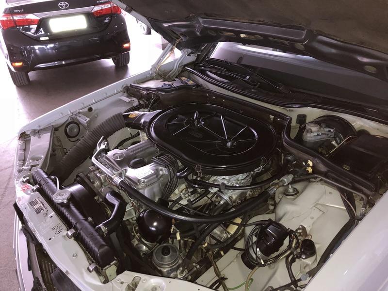 Vendo Mercedes w126 1985 Placa Preta $34.900,00 - VENDIDO Img_0848