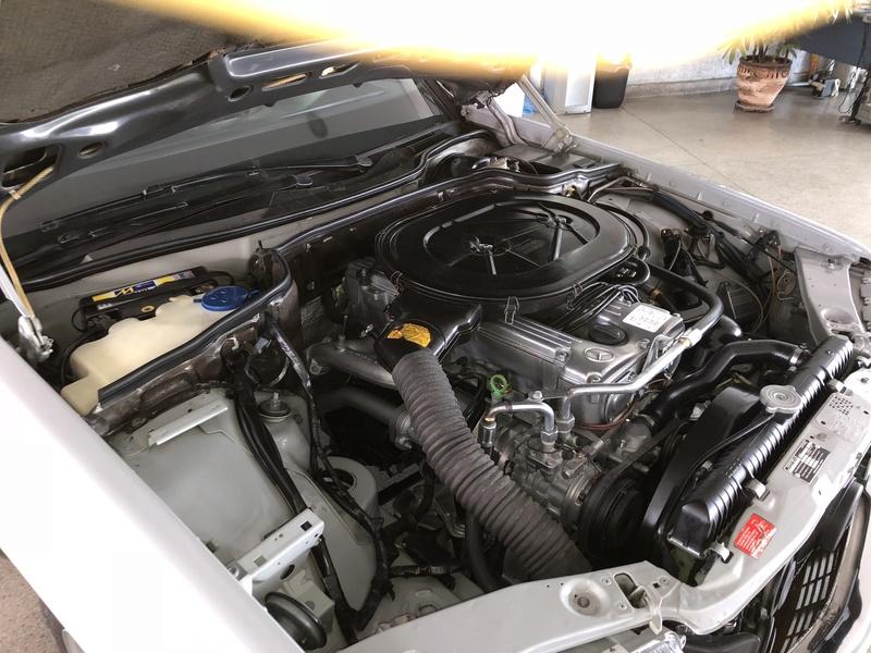 Vendo Mercedes w126 1985 Placa Preta $34.900,00 - VENDIDO Img_0850