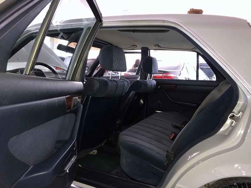 Vendo Mercedes w126 1985 Placa Preta $34.900,00 - VENDIDO Img_0851