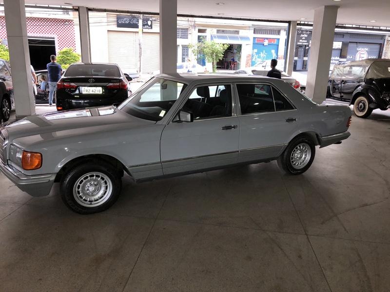 Vendo Mercedes w126 1985 Placa Preta $34.900,00 - VENDIDO Img_0856
