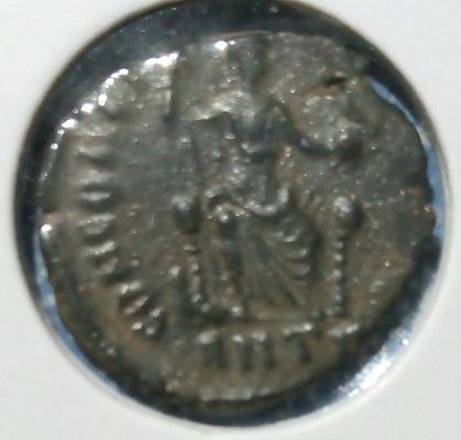 Nummus d'Arcadius, atelier d'Antioche ... 1222