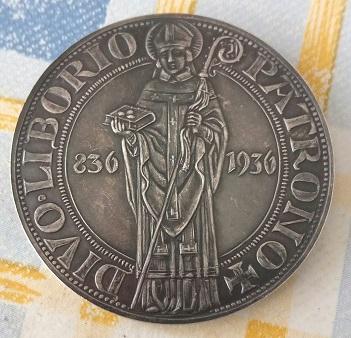 DIVO LIBORIO PATRONO , BAYER , 1936 1234