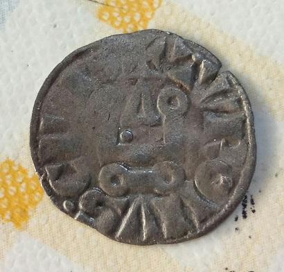 Denier tournois à l'O rond pour Philippe IV ... 12a17