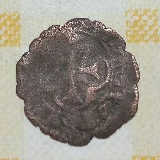 1 Patard de Gregorio XV de Aviñón. (1621 - 1623) 1316