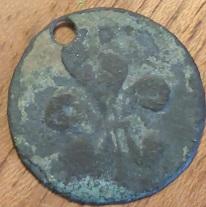 1 soldo du Duc François III d'Este, Modène, Italie ... 13a11