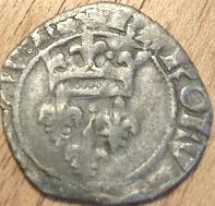 Florette de Charles VI ... 1411