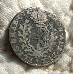10 liards pour Marie-Thérèse, Pays-Bas Autrichiens ... 1416