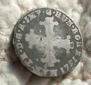 10 liards pour Marie-Thérèse, Pays-Bas Autrichiens ... 14a16