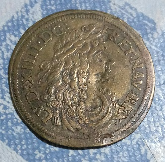LUD. XIIII , CORNELIU LAUFFERS  1623