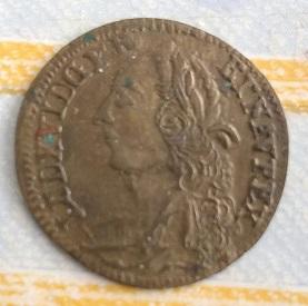 Petit jeton de Louis XVI, Ioh. Christi. 175
