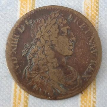Lvd. XIIII , Comitiva regia . 1664 178