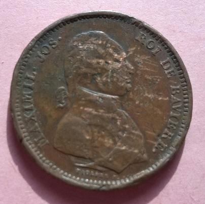 Maximil. Jos . Roi de Baviere, Visite la monnaie de Paris , 3 Mars . 1806 182