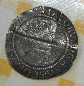 La monnaie de l'Irlande pliée 191