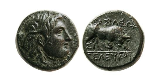 AE15 de Seleuco I Nikator 1a111
