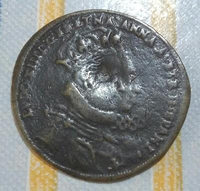 Mauvais état, Louis XIV et Anna. 1a54
