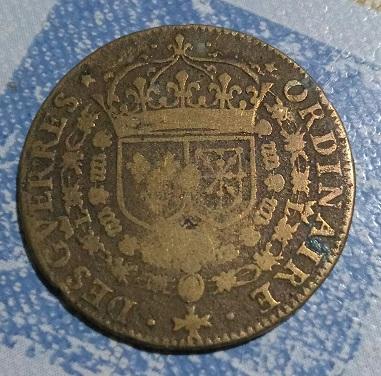 LUDOVICUS XIIII ,1645 , DES GUERRES ORIDINARIE 1a60