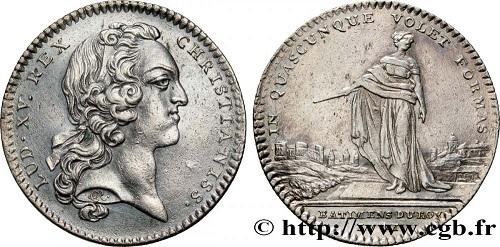 LUD XV , BATIMENS DU ROY , 1741  1aa13