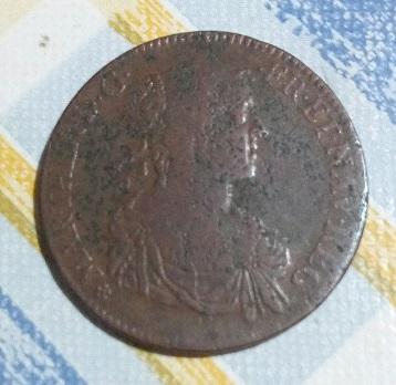 Jeton pour Marie Thérèse d'Autriche, le 26 août 1660 ... 2111