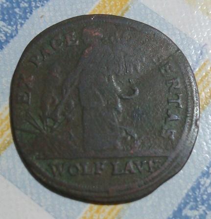 Jeton de Nuremberg signé Wolf Lauffer pour le Dauphiné ... 2211