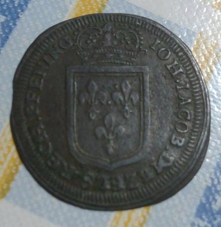 LVD. XV: MAESTRO: IOH. IACOB. DIEZELS. (1711 - 1748).NUREMBERG 25a10