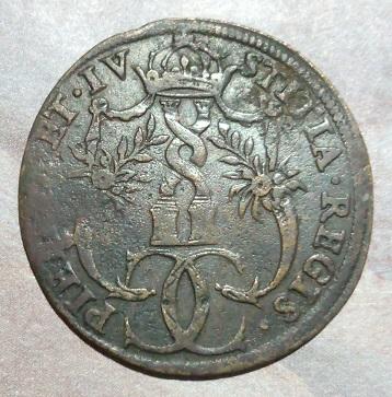 """Jeton pour Charles IX """"PIETATE. ET. IVSTITIA. REGIS"""" ... 2a40"""
