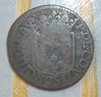 1614 Francois de Bourbon  2a59