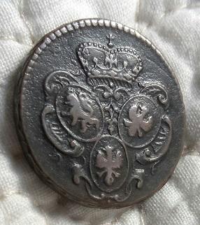 1 gröschl de Franz Ier de Bohême, 1760, atelier de Prague ... 322