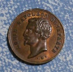 Luis Napoleon Bonaparte , Elegido Presidente de la Republica , 1848 347