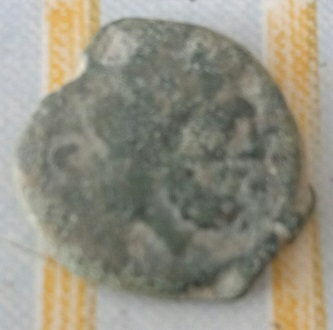 Semis romains ,proue ,exergue ROME 382