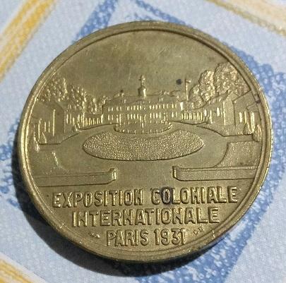 EXPOSITION COLONIALE INTERNATIONALE DE PARIS  1931-1 3a44