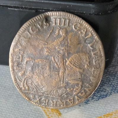 HENRICVS IIII, Chevalier et armoiries 440
