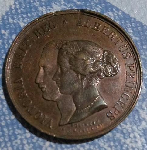 Victoria y Alberto , soberanos de Inglaterra , visita a Francia , 1855 447