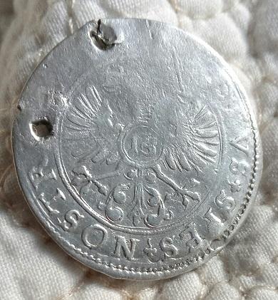 15 Kreutzer suisse, canton de  Schaffhouse (1657 ou 1658) ... 523