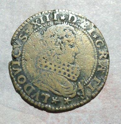 Lvdovicvs XIIII Dei Gracia 542