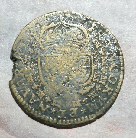 Lvdovicvs XIIII Dei Gracia 5a41