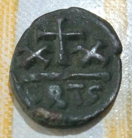 Autre Demi-Follis pour Tibère II Constantin, atelier Carthage ... 5a57
