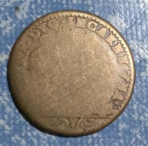 """Jeton Henri IIII """"ERVNT DVO INCARNE VNA"""" (sont deux mais ne font qu'un) ... 5a67"""