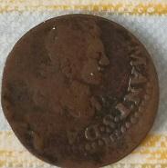 Double tournois Principauté de Charleville, Charles II de Gonzague ... 617
