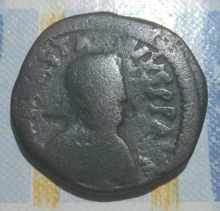 Follis pour Anastase Ier, atelier de Constantinople, 3e officine ... 653