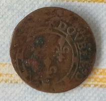 Double tournois Principauté de Charleville, Charles II de Gonzague ... 6a17