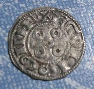 Denier du Comté de Perigord au nom de Louis IV d'Outremer 6a41